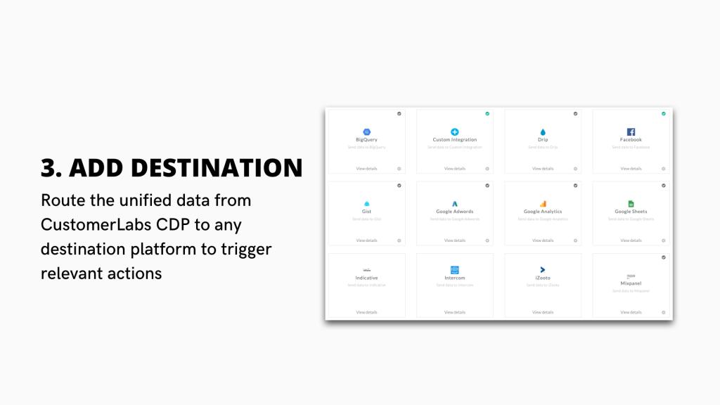 customerlabs-cdp-add-destination